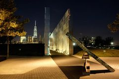 New Jersey 9/11 Memorial Royalty Free Stock Images