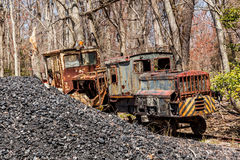 New Jersey Museum of Transportation Royalty Free Stock Photo