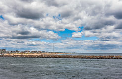 New Jersey Shore Royalty Free Stock Photography
