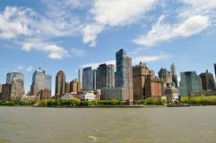 New Jersey Skyline Royalty Free Stock Image