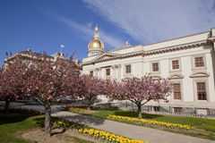 New Jersey State Capitol Building in Trenton Royalty Free Stock Image