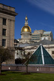 New Jersey State Capitol Building in Trenton Stock Images