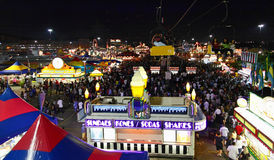 New Jersey State Fair Royalty Free Stock Photo