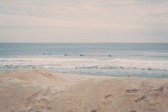 New Jersey Surfers Royalty Free Stock Photos