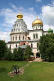 New Jerusalem. Monastery New Jerusalem near of Moscow Royalty Free Stock Photos