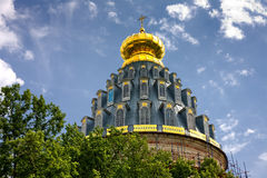 New Jerusalem monastery Stock Image