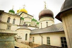 New Jerusalem monastery. New Jerusalem voskresensky monastery - Russia Royalty Free Stock Photography