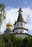 New Jerusalem Monastery in Istra, Russia Royalty Free Stock Photo