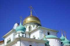 New Jerusalem Monastery. Royalty Free Stock Photos