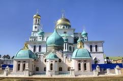 New Jerusalem Monastery. Stock Photography