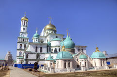 New Jerusalem Monastery. Stock Photography