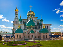 New Jerusalem monastery - Istra Russia Royalty Free Stock Photos