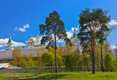 New Jerusalem monastery - Istra Russia Stock Photo