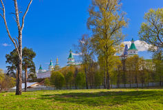 New Jerusalem monastery - Istra Russia Stock Photography