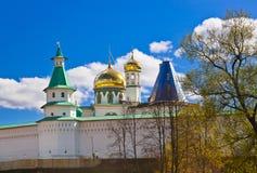 New Jerusalem monastery - Istra Russia Royalty Free Stock Photography