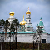 The New Jerusalem Monastery in Istra, Russia Royalty Free Stock Photos