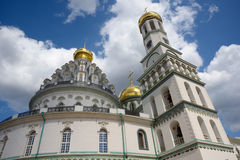 New Jerusalem Monastery in Russia Royalty Free Stock Photos