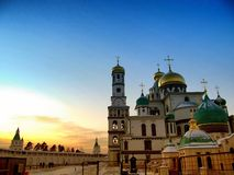 New Jerusalem monastery Royalty Free Stock Photo