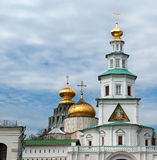 New Jerusalem in town Istra, surroundings of Moscow Royalty Free Stock Photo