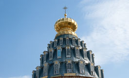 New Jerusalem in town Istra, surroundings of Moscow Stock Photos