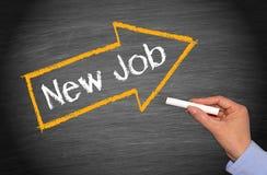 Free New Job Royalty Free Stock Image - 47876806