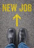 New job Stock Photos