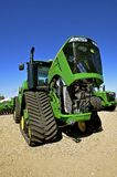 New John Deere 9670RX tractor Royalty Free Stock Photos