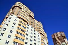 New Kaliningrad skyscrapers Stock Photos