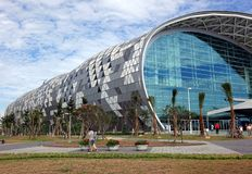 The New Kaohsiung Exhibition Center Royalty Free Stock Images