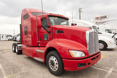 New Kenworth T680 Truck Stock Image