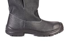 New kersey boot. Stock Images