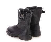 New kersey boots. Royalty Free Stock Photos