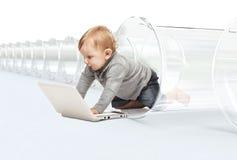 New kid generation Royalty Free Stock Image