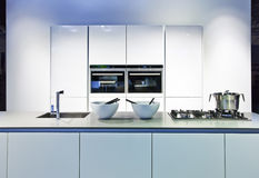 New kitchen Stock Photography