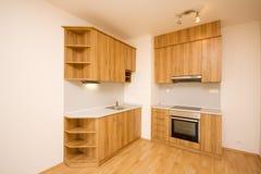 New kitchen Royalty Free Stock Photo