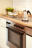 New kitchen Royalty Free Stock Image