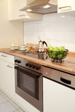 New kitchen Royalty Free Stock Images