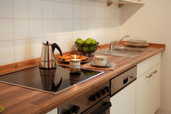 New kitchen Stock Image