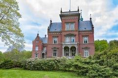 New Kulla Gunnarstorp Castle Royalty Free Stock Photography