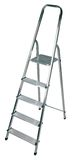 New ladder isolated. On pure white background Royalty Free Stock Photo