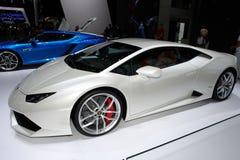 The new Lamborghini Huracan Stock Photo