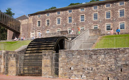 Free New Lanark, South Lanarkshire Stock Photography - 32408122