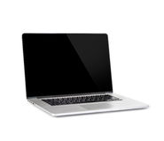 New laptop Royalty Free Stock Photos