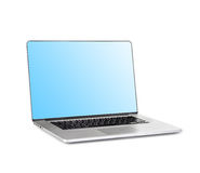 New laptop Royalty Free Stock Images