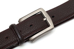 New leather belt Royalty Free Stock Image