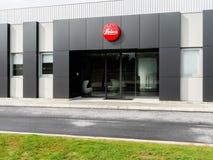 The new Leica factory in Vila Nova de Famalicao, Portugal. Stock Photo