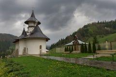 New Lepsa Monastery in Vrancea County, Romania Royalty Free Stock Photo
