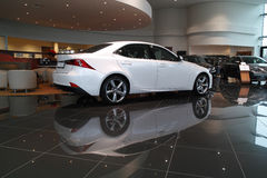 New Lexus IS 2013 Stock Image