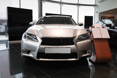 New Lexus GS 250 Royalty Free Stock Photos