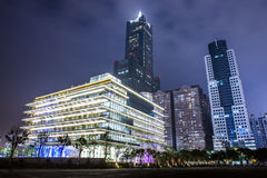 The new library opened in Kaohsiung Royalty Free Stock Images